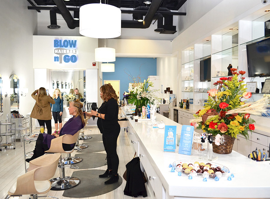 Pages about us blow n go hairbar luxury hair salon for Above and beyond beauty salon