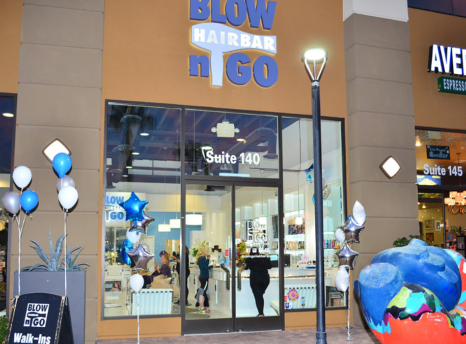 blow n go hairbar las vegas